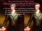 revolutionary war and alexander hamilton s efforts pt 5