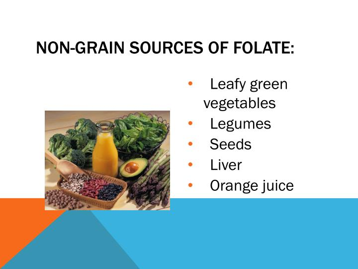 Non-Grain Sources of