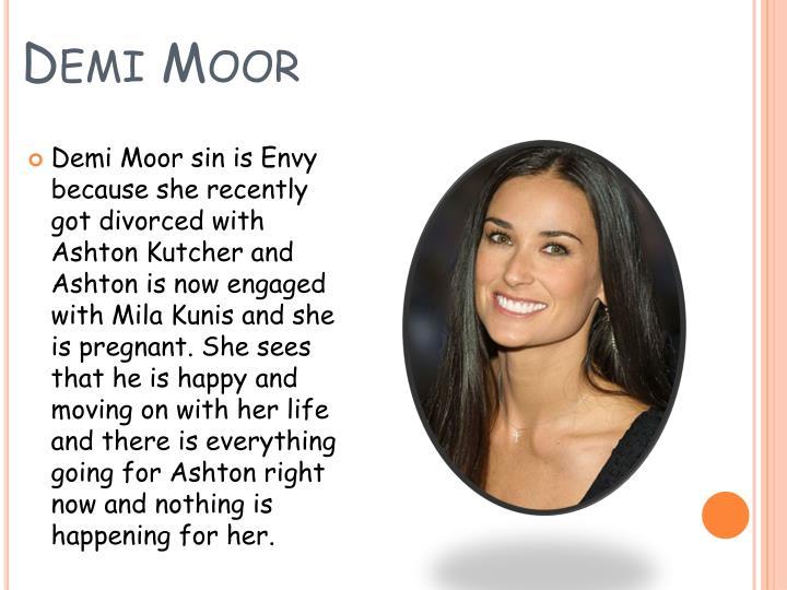 Demi Moor