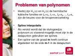 problemen van polynomen2