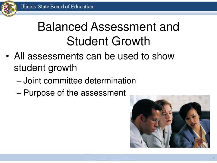 Balanced Assessment and