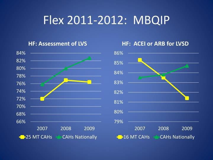 Flex 2011-2012: