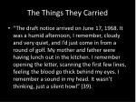 the things they carried1