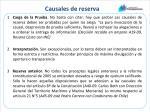 causales de reserva1