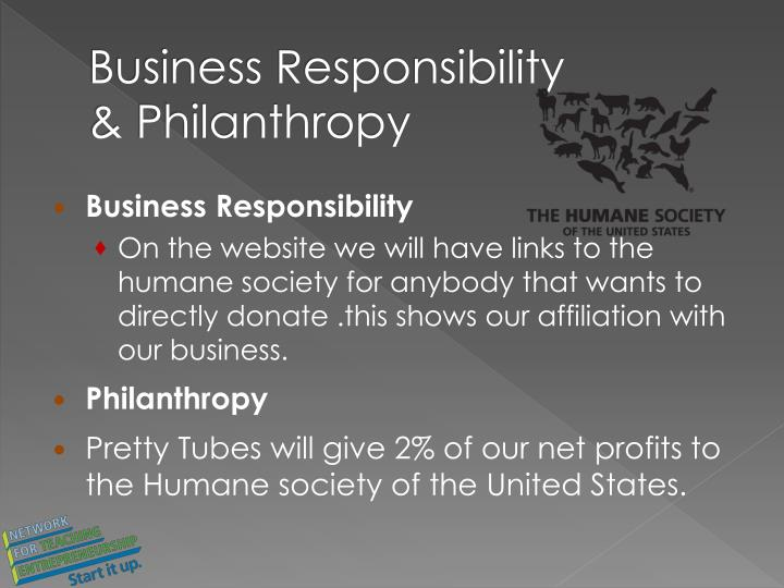Business Responsibility