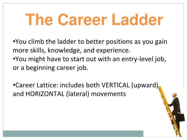 The Career Ladder
