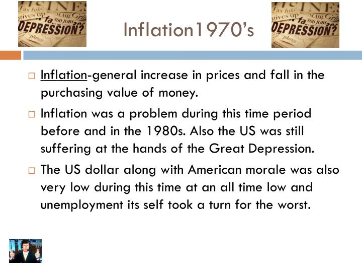 Inflation1970 s