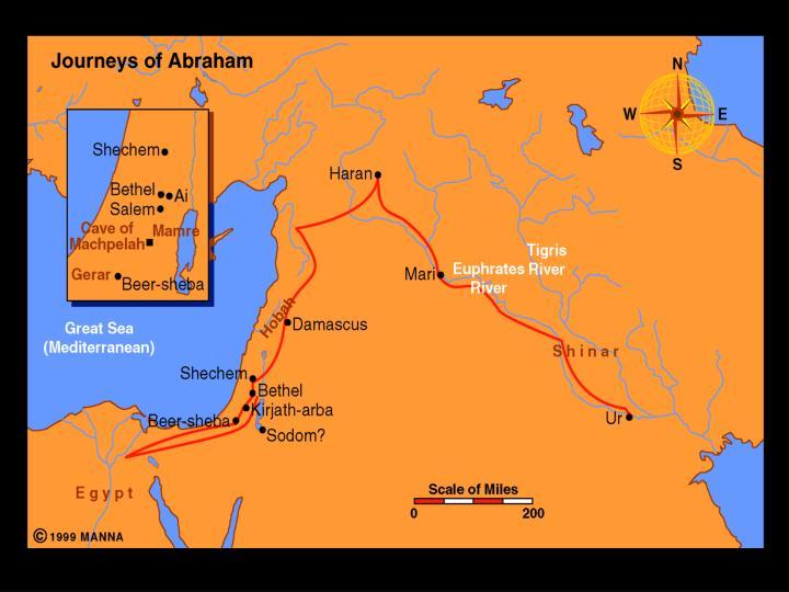 Abraham Journey