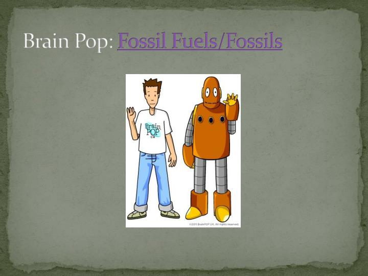 Brain Pop: