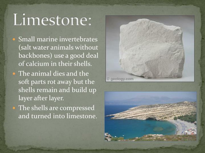 Limestone: