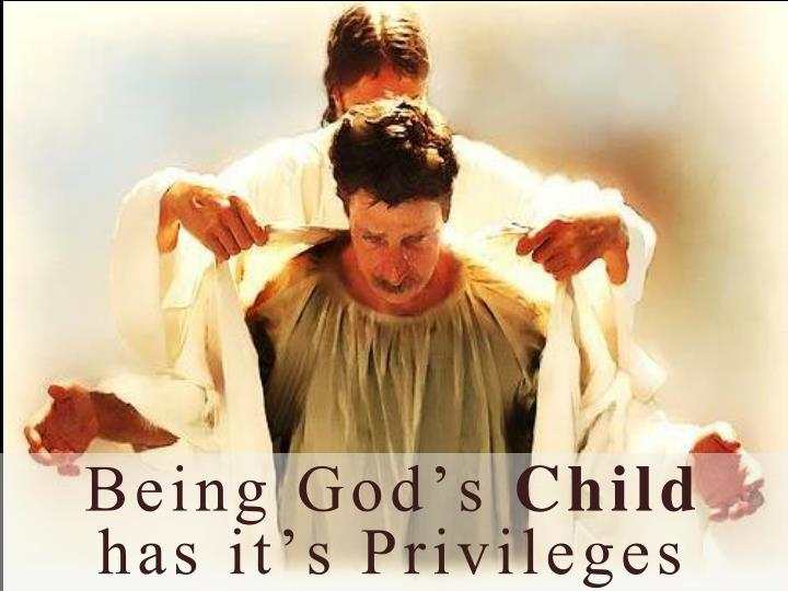 Being God's