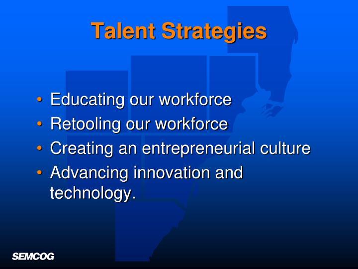 Talent Strategies
