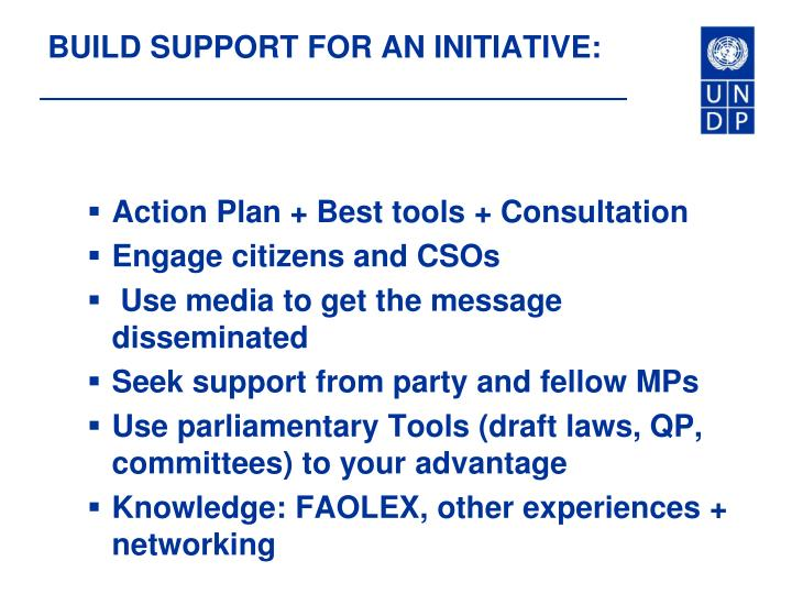 Action Plan + Best tools + Consultation