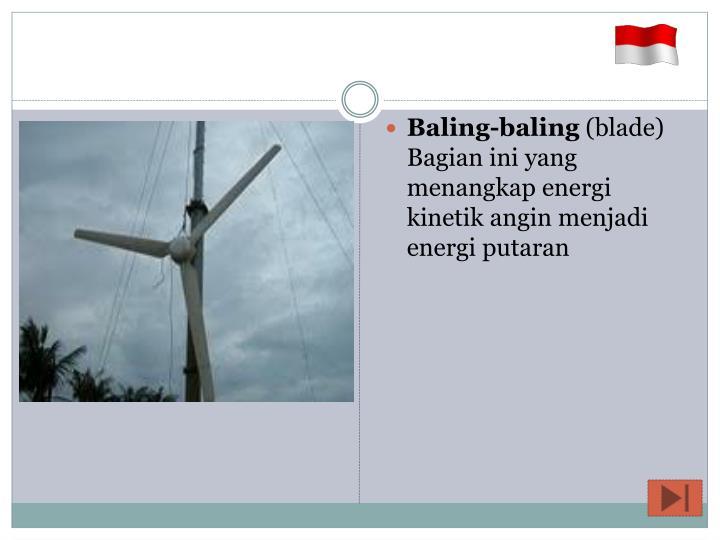 Baling-baling