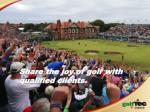 share the joy of golf with qualified clients