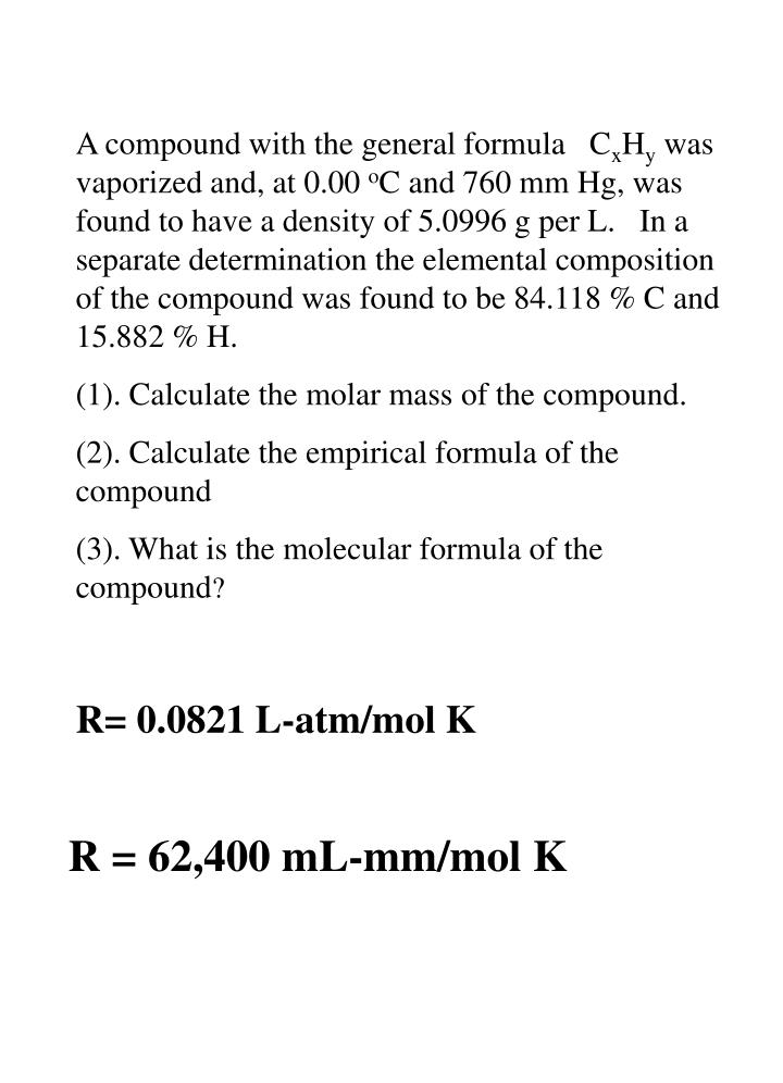 A compound with the general formula   C