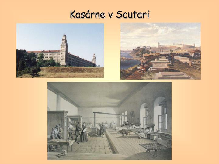 Kasárne v Scutari