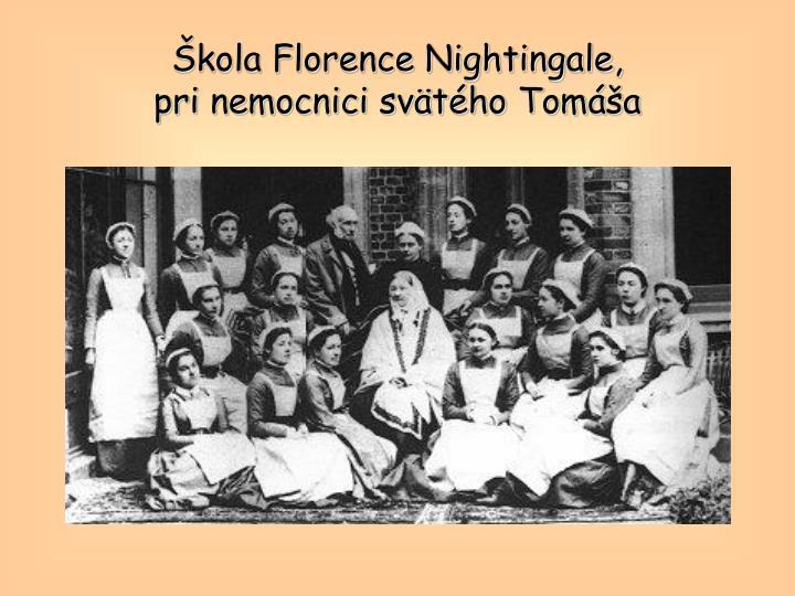 Škola Florence Nightingale,