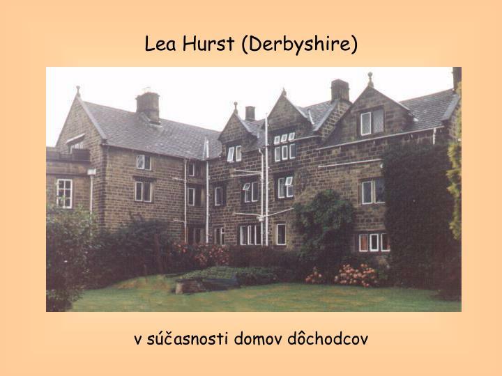 Lea Hurst (Derbyshire)
