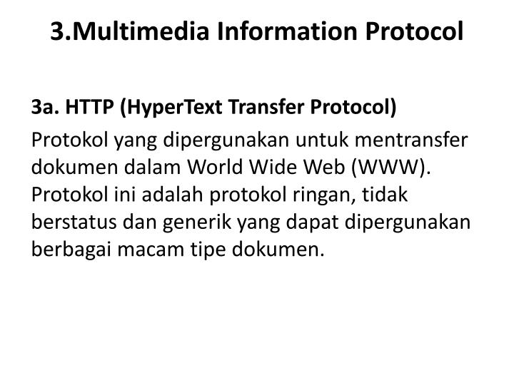 3.Multimedia