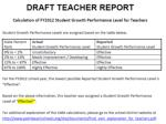 sample teacher report1