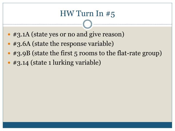 HW Turn In #5