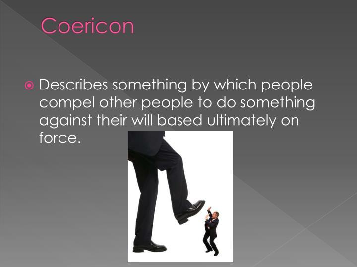 Coericon