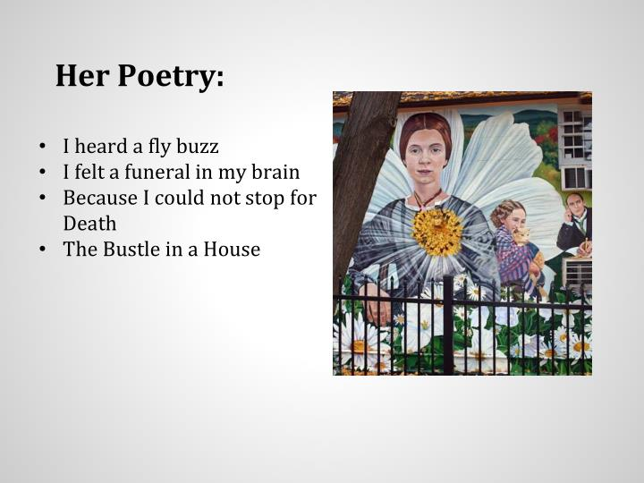 Her Poetry: