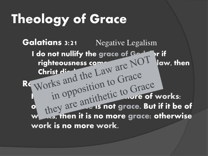 Theology of Grace