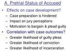 a pretrial status of accused3
