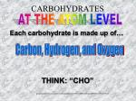 carbohydrates3