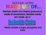 nucleic acids4