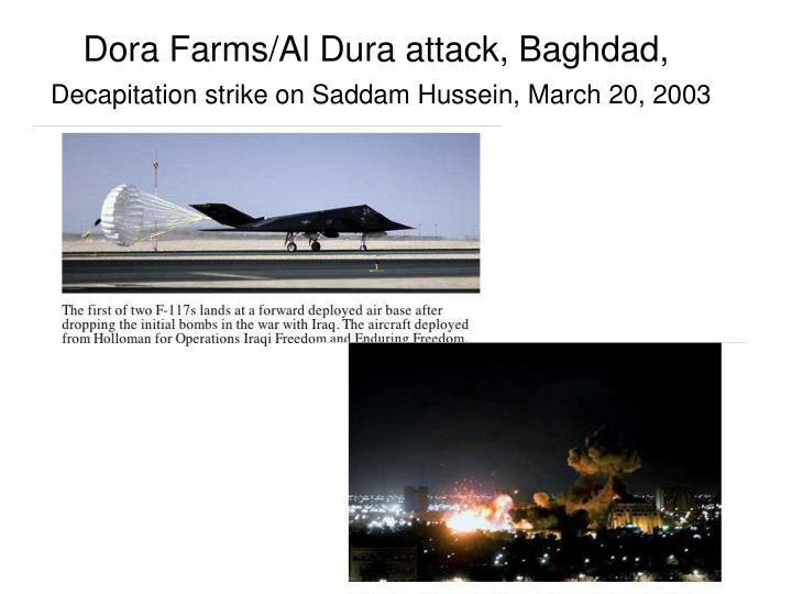 Dora Farms/Al Dura attack, Baghdad,
