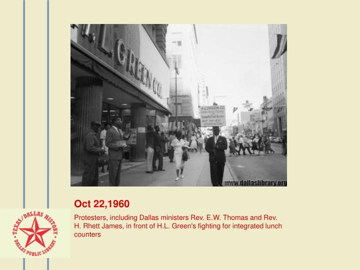 Oct 22,1960
