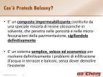 cos protech balcony