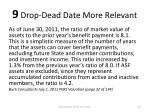 9 drop dead date more relevant