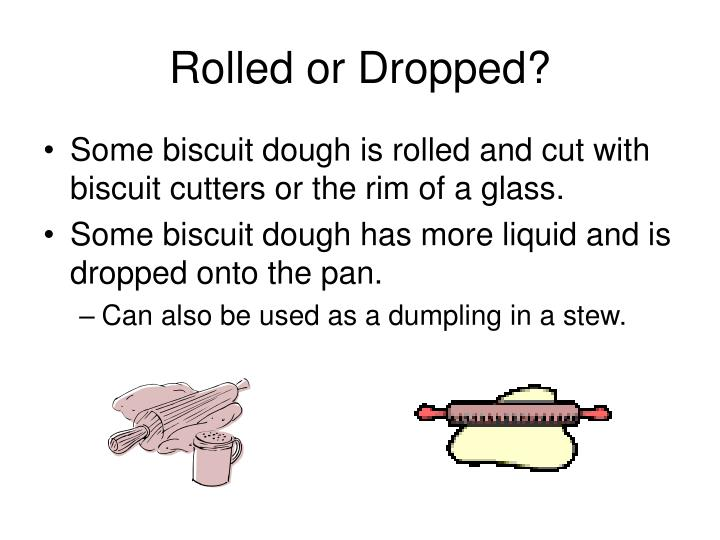 Rolled or Dropped?