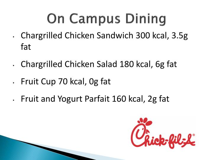 On Campus Dining