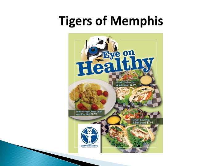 Tigers of Memphis