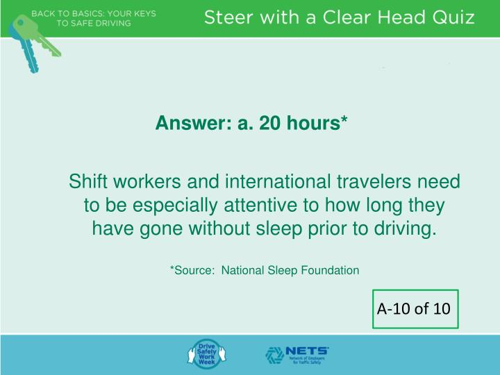 Answer: a. 20 hours*