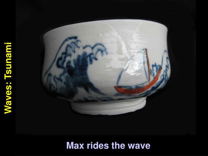 Waves: Tsunami