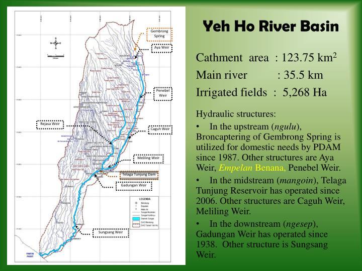Yeh Ho River Basin