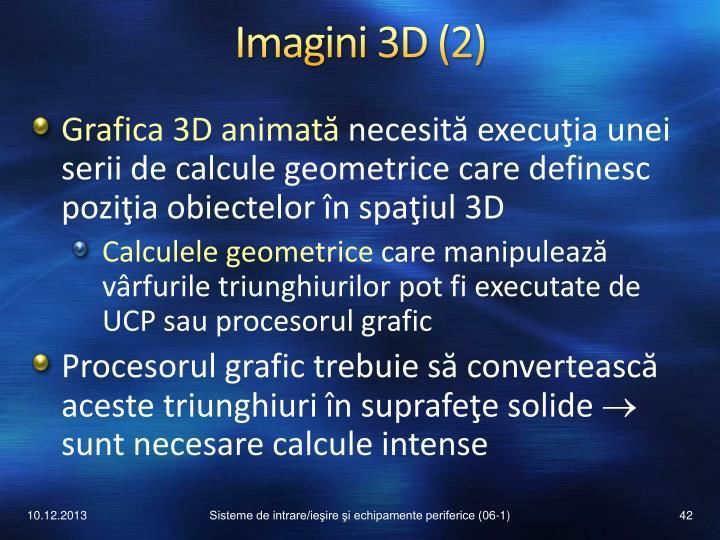 Imagini 3D (2)