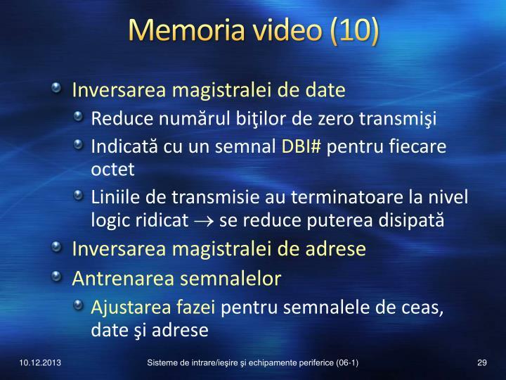 Memoria video (10)