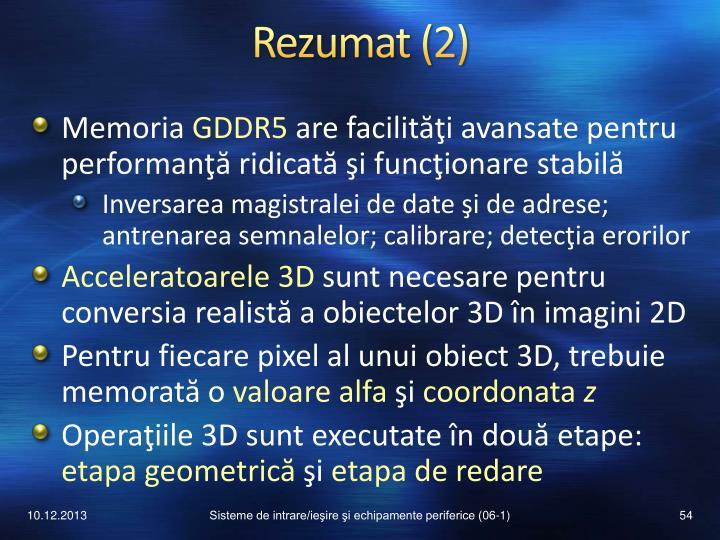 Rezumat (2)