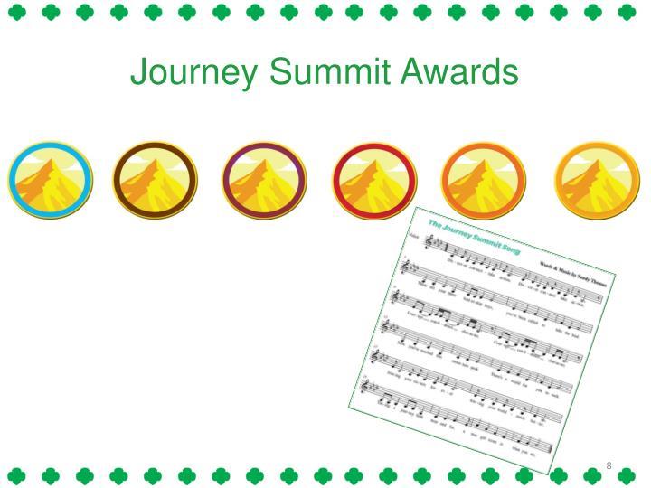 Journey Summit Awards