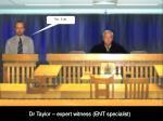 dr taylor expert witness ent specialist2