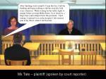 ms tate plaintiff spoken by court reporter1
