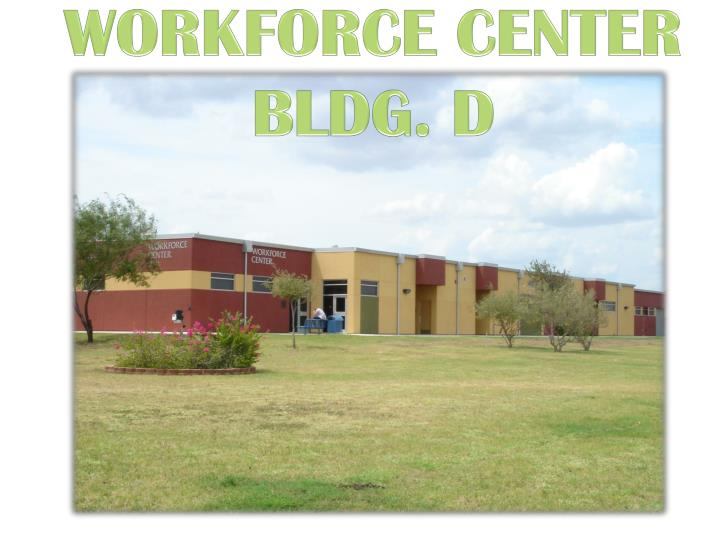 WORKFORCE CENTER