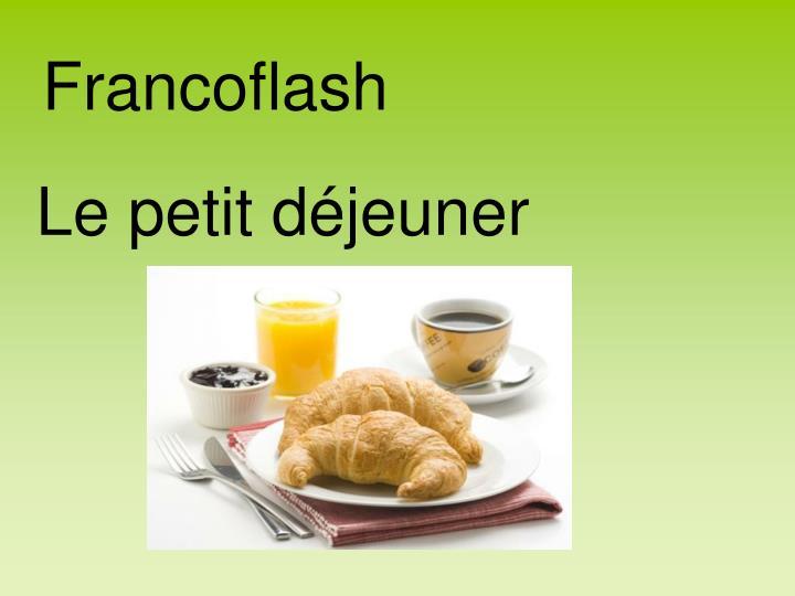 Francoflash